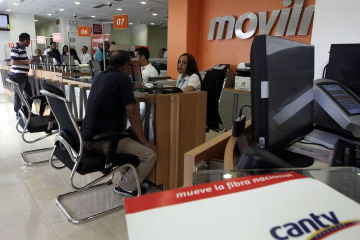 Teléfonos Movilnet